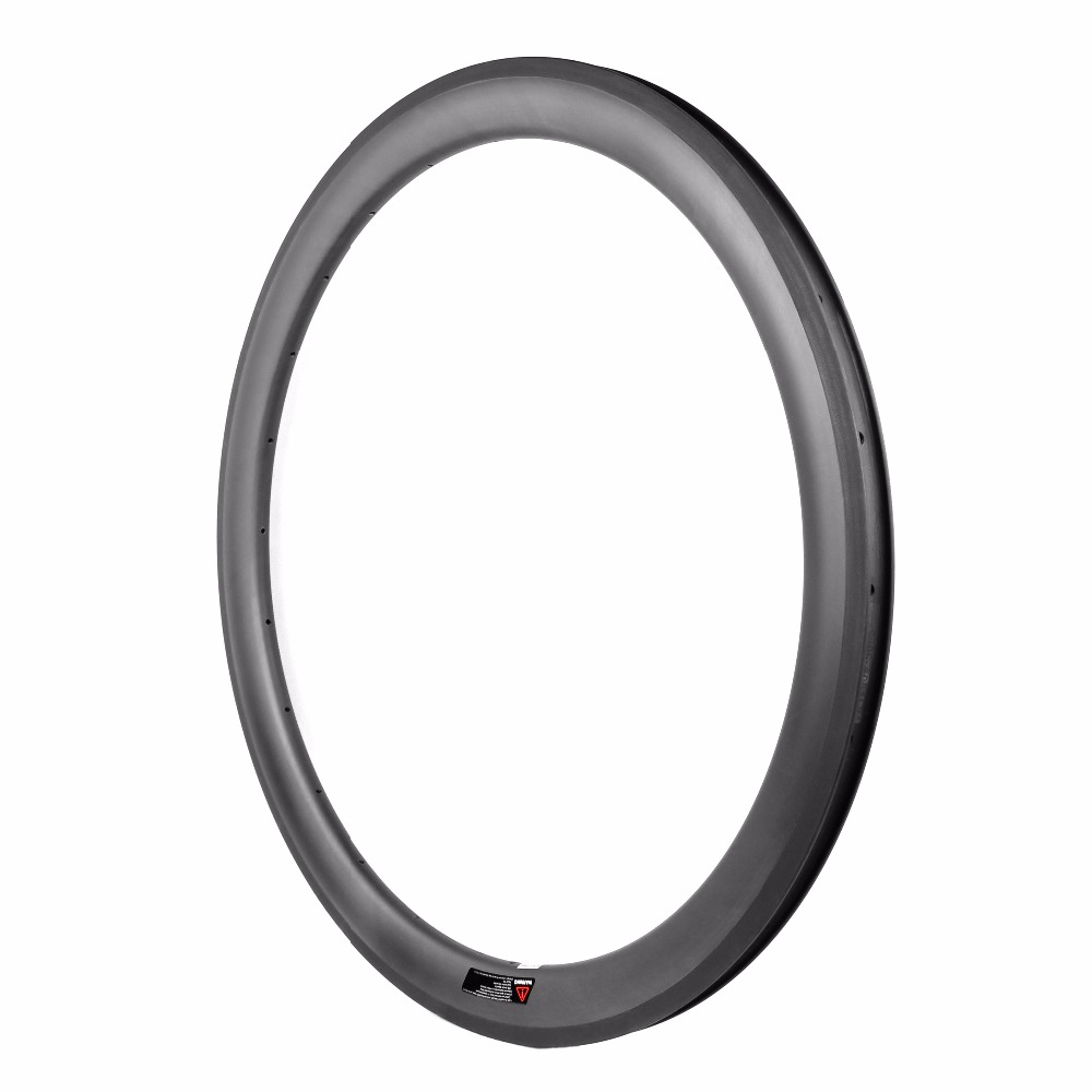 master recommendation 700C U profile model cycling wheel cyclo cross bicycle 23mm carbon rims 50 mm clincher Tubeless Compatible