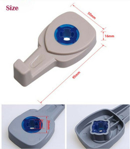 Image 5 - 2pcs/pair Multifunction Hidden Type Car Seat Back Hook Automotive Accessories Non perforated  Door Back