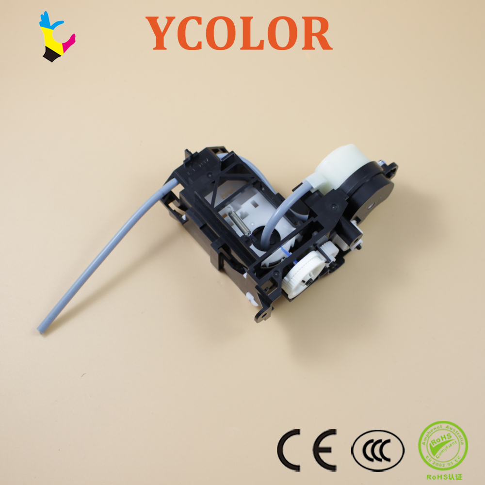 Printer Parts Office Electronics New And Original Pump Assembly For Epson R290/r330/l800/t50 P50/t59 /t60 Cleaning Unit Assy Less Expensive