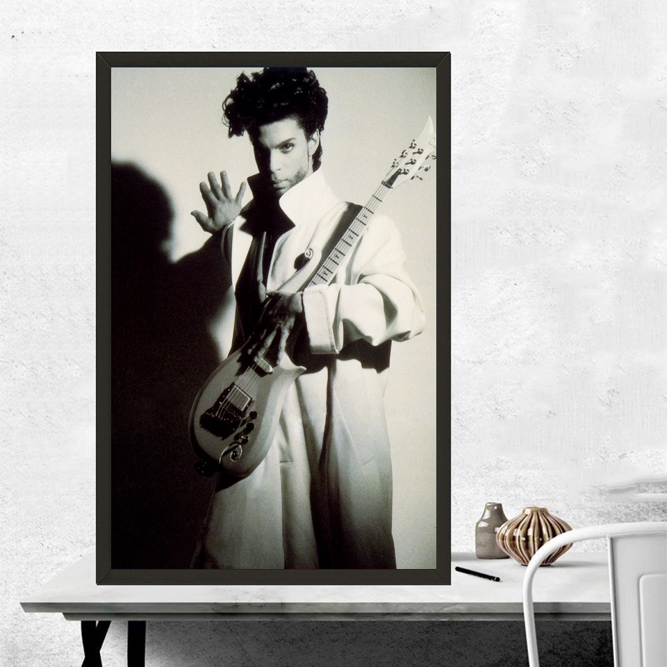 Prince Rogers Nelson Poster Music Band Gruppe Poster 30x20 inch Wand ...