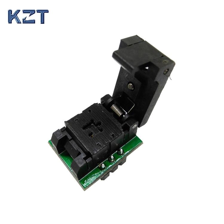 SOT23-3-0.95 Cubierta Pogo Pin Sonda De Prueba Toma De Corriente SOT23-3-0.95-CP01PNL Paso De Toma De Programación 0,95 Tamaño De Chip 1,3*2,8mm