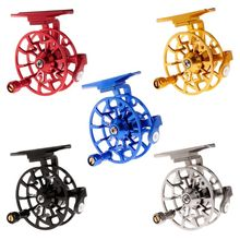 Ice Fishing Reel Front Reels Full Metal For Right Hand Hollow Professional Ultralight Tackle Accessories Unloading Force Outdoor