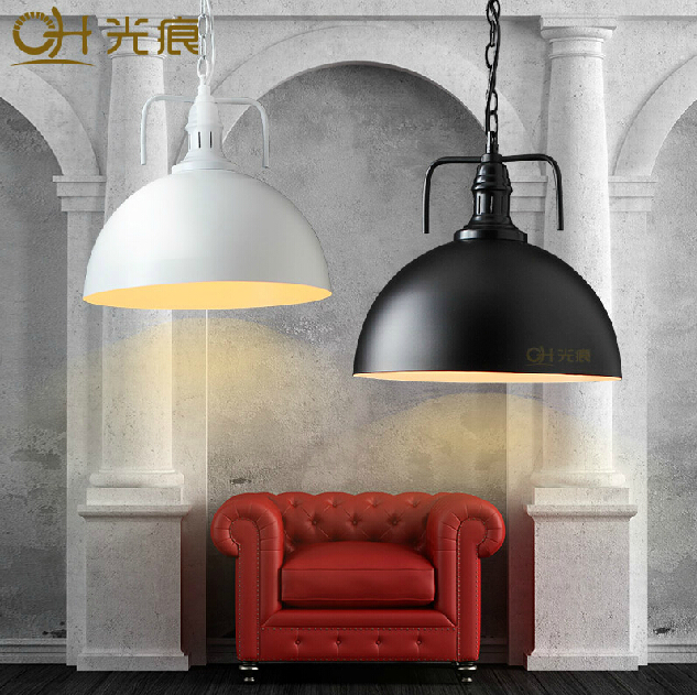 New Year RH LOFT Pendant Lights American Country Vintage Industrial Light Nordico Hanging Lamp Fixtures Edison Iron Lampshade american edison loft style rope retro pendant light fixtures for dining room iron hanging lamp vintage industrial lighting