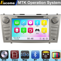 MTK3360 Car DVD Player For Toyota Camry 2007 2008 2009 2010 2011 With 800MHz CPU Dual
