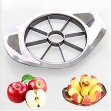 Trancheuse éplucheuse en acier inoxydable, outil de cuisine facile, pour fruits et pommes