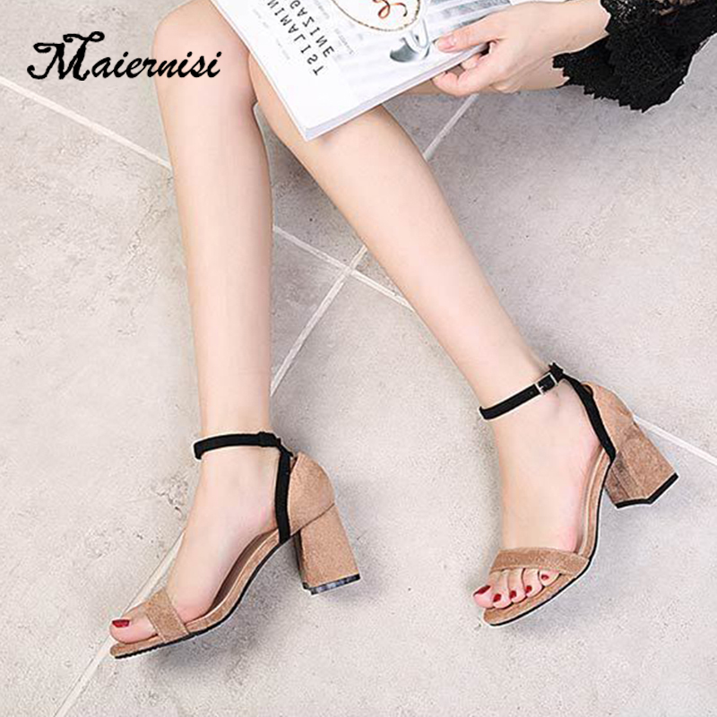 Ladies Ankle Strap Heels