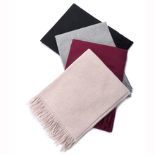 2017 Fashion Autumn Winter Brand Cashmere scarf Wool Scarf Warm Thick Multi Colors Shawl Women Soft Scarves Free Shipping
