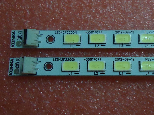 Led Backlight Screen LED42F2200NE  35016488 72000023YT Article Lamp 1pcs=57led 478mm