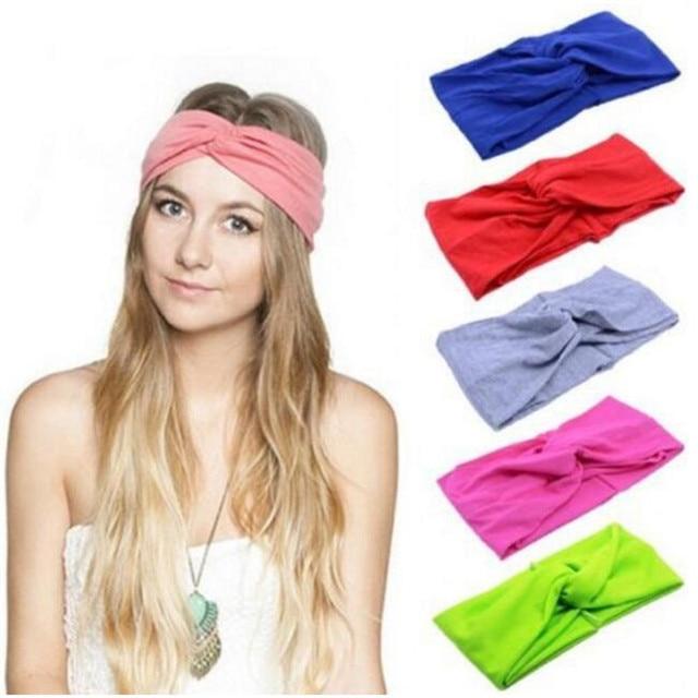 Twist Turban Headband for Women Lady Girls Headbands Headwrap Hairband  Headwear Bandana Hair Accessories 4132e62f1fa