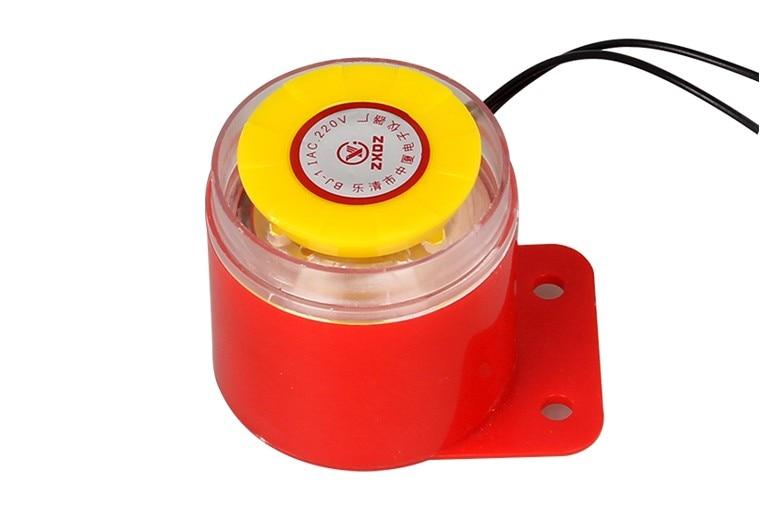 BJ-1 95dB 12V 24V DC Siren Sound Electronic Buzzer Emergency Alarm