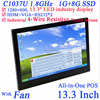 13 3 Inch 1280 800 Embedded All In One Computer Industrial Touch Screen Tablet PC 1G