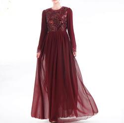 Новый арабский сабик Дубай Abay женский кафтан абайя Ближний Восток мусульманский кафтан платье женщина путешествия длинное платье