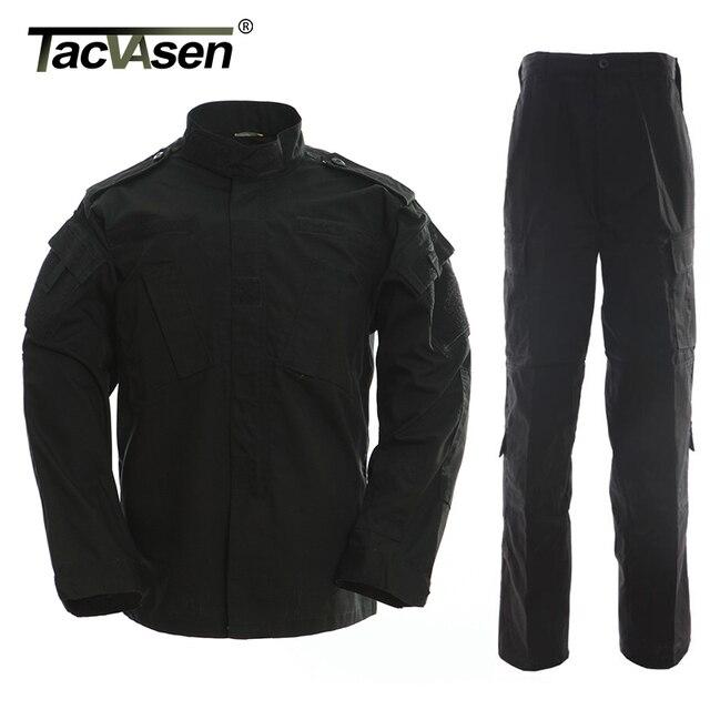 zwart uniformkleding