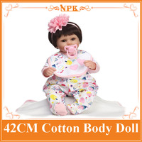 Wholesale Doll Baby Real Touch With Handmade Soft Cloth Beneca Reborn De Vinil Hot Sell Simulation