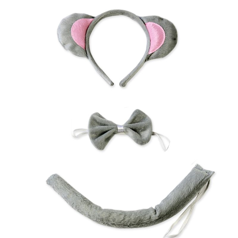 Child Mouse Animal Costume Kit