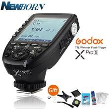 En Stock!!! Godox – transmetteur de Flash sans fil TTL II 2.4G système X, écran LCD à grande vitesse xpro s pour Sony A58 A7RII A99 A7R A6300