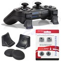 Двойные триггеры бонусные силиконовые колпачки для зажима большого пальца 4в1 набор для контроллера PS3