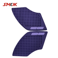 Motorcycle Motocross Motor Moto Rubber Decals Tankpad Tank Pad Protector Stickers For Honda CB400 CB 400 1992 2015 2016