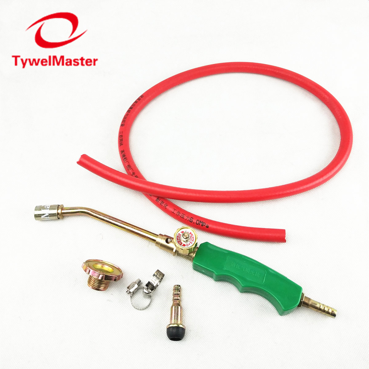 Liquefied Gas Blowtorch Burner Torch Suitable For Quenching Jewellery Brazing Welding Heating Drying Unhairing Type 15