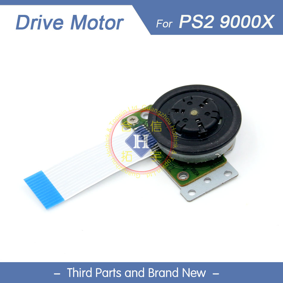 HOTHINK Replacement For Sony Playstation 2 PS2 Slim SCPH-90008 / 90004/ 9000X Drive Motor Engine Spindle Repair part цены