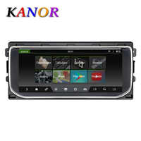KANOR Multimedia Navigation GPS For Ranger Rover Sport Bluetooth Android 7.1 Radio Dashboard DVD Player 10.25