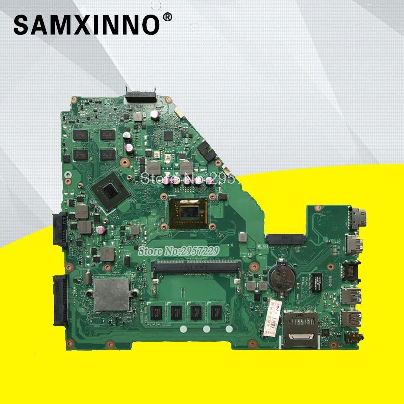 X550CC Motherboard GT720M-1007U For ASUS X550CC X550CL X552C laptop Motherboard X550CC Mainboard X550CC Motherboard test 100% ok x550cc with 2117 cpu gt720m 2gb n14m ge s a2 mainboard for asus x550c x550cc y581c laptop motherboard 100