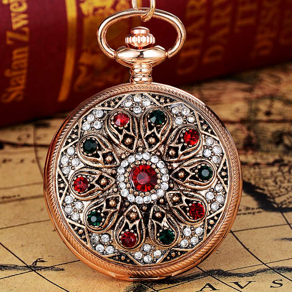 Vintage Charm Unisex Fashion Roman Number Quartz Retro Pocket Watch Women Man Necklace Pendant With Chain GiftsVintage Charm Unisex Fashion Roman Number Quartz Retro Pocket Watch Women Man Necklace Pendant With Chain Gifts