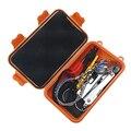 Multitools Bolso Kit de Sobrevivência Ao Ar Livre Equipamentos de Camping Caminhadas Mochila de Viagem Kits de Sobrevivência de Emergência SOS Ferramenta EDC MultiBox