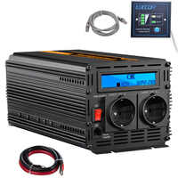 power inverter 2000w / 4000w DC 12V to AC 220V modified sine wave solar inverter