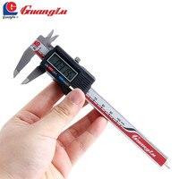 Mini Digital Caliper 0 100mm/0.01mm Stainless Steel Metric/Inch Pocket Vernier Calipers Electronic Micrometer Paquimetro|Calipers|Tools -