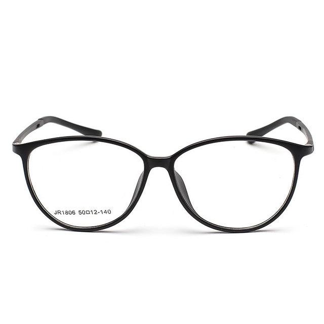 e351f925d77c6c Vrouwen Brillen Frame Vintage Grote Spektakel Mannen Bijziendheid Bril  Meisjes Jongens Leisure Optische Cat Eye Eyewear