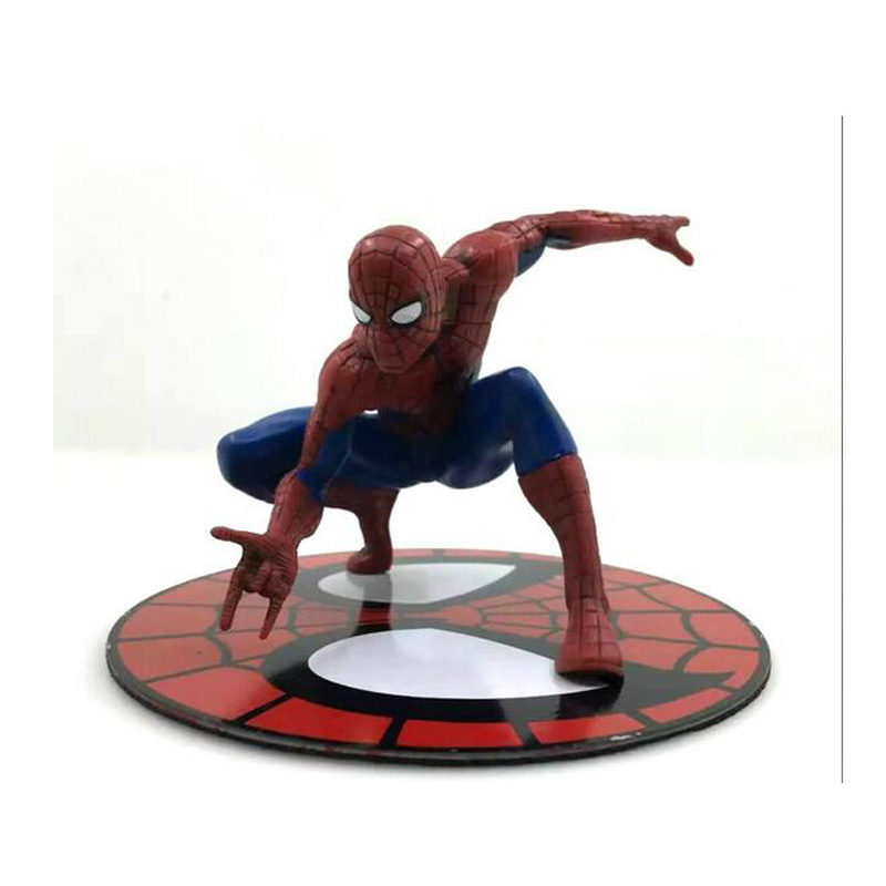 Marvel Crazy Toys ARTFX Spiderman Super Hero The Amazing Spider-man PVC Action Figure Collectible Model Anime Kids Toys Doll 1pcs spider man amazing crazy toys spiderman pvc action figure collectible model toy 2 styles 18 50cm super big
