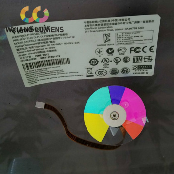 Projector Dichroic Color Wheel Fit for ViewSonic VS14112