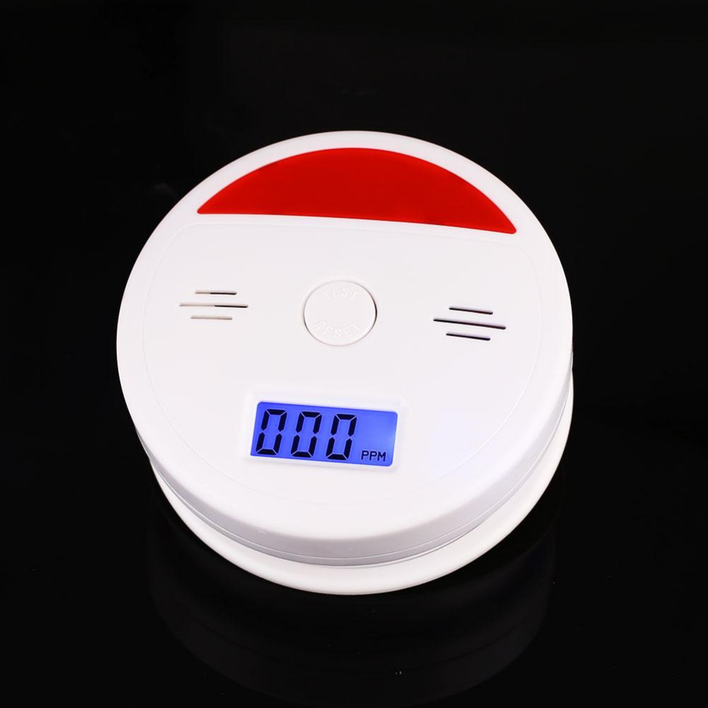 wanscam LCD CO Carbon Monoxide Detector transducer Warning Sensor Monitor ABS Efficient efficient hexagonal 2 coverage by mobile sensor nodes