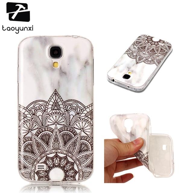 TAOYUNXI Case For Samsung I9500 Galaxy S4 SIV I9505 GT-I9500 S4 CDMA SCH-I545 Cover Soft TPU Silicon Bag Hood Coque