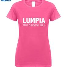 bd26de64 GILDAN Funny Lumpia That is How we Roll Filipino Pinoy Pride Proud men's T- shirt