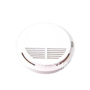 Wireless Photoelectric Smoke Detector Alarm