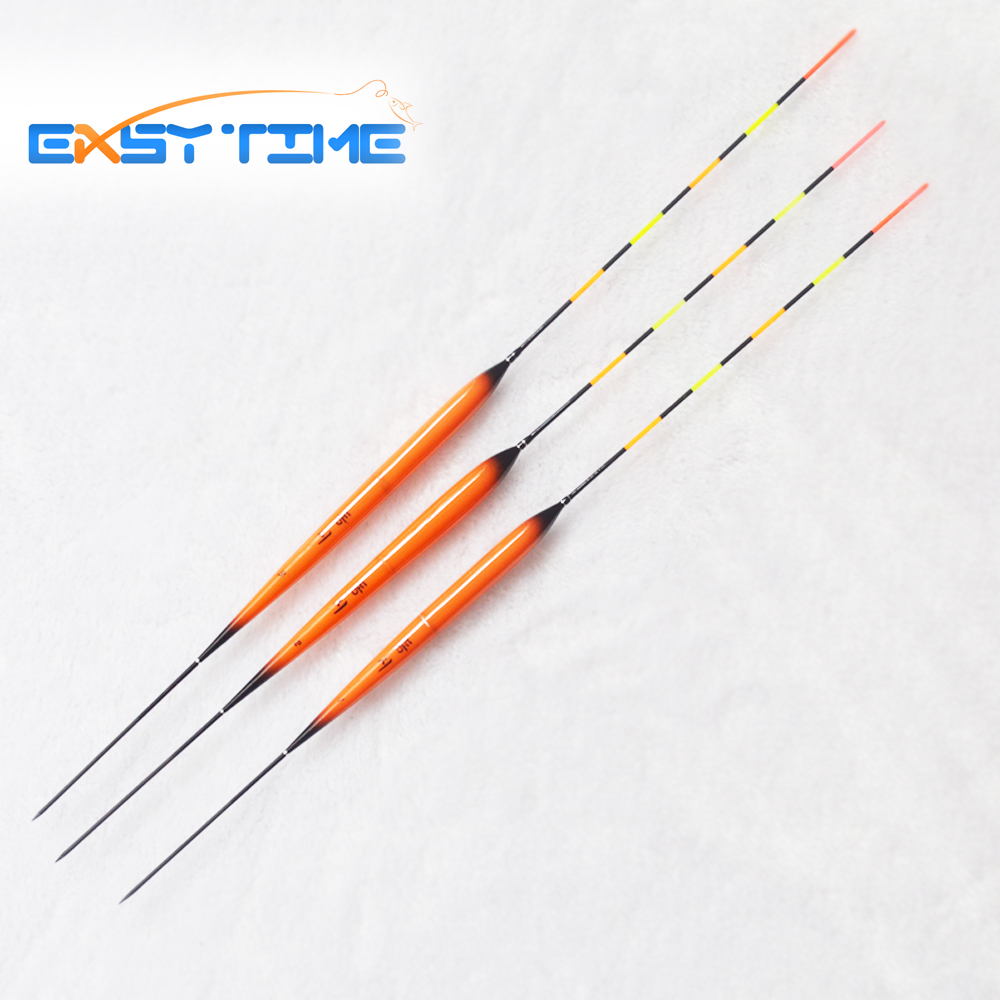 New 3pcs full electric fishing float with 5 lights 3pcs for Fishing gear and tackle
