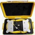FC UPC Monomodo 9/125um, OTDR Lançamento Caixa de Cabo 1 KM da linha de extensão de Teste OTDR OTDR optical testador de fibra Frete grátis
