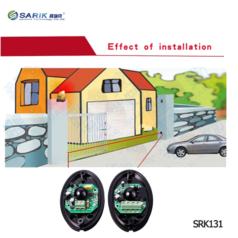 5Pair 12VDC INFRARED SAFETY BEAM PHOTOCELL AUTOMATIC GATE DOOR GARAGE SHUTTER BARRIER SENSOR FAAC Aleko Use