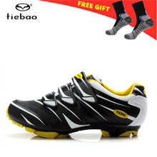 TIEBAO Cycling Shoes men Mountain Bicycle bike Racing shoes Shoes zapatillas ciclismo unisex sapatilha ciclismo MTB