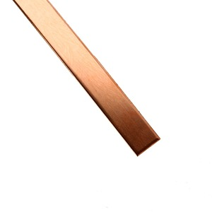 Image 3 - 1pc T2 Cu Metal Copper Bar Plate Copper Strip 1.5mm Thickness 10mmx250mm 99% Pure For DIY CNC Accessories