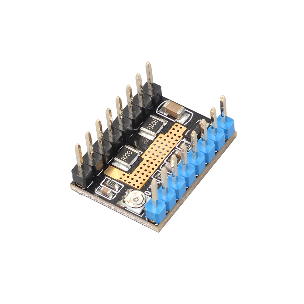 US $16 9 13% OFF|LERDGE 3D Printer Parts LV8729 Stepper Motor Driver module  128 Subdivisions with 4PCS or 5PCS Free Shipping-in 3D Printer Parts &