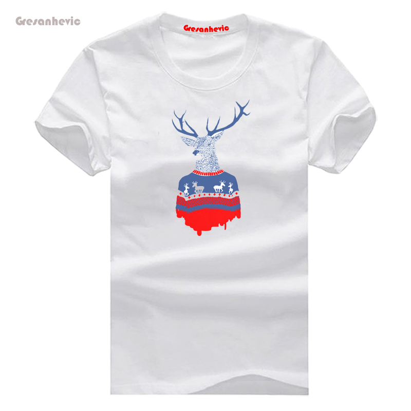 Jelek pulover new fashion musim dingin new fashion pria t-shirt katun t  shirt man clothing grosir a8c9d1ee7e