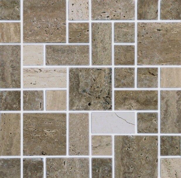 Stone Marble Mosaic Tile Kitchen Backsplash Stmt020 Stone Mosaic