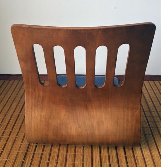 (4pcs / lot) Kerusi tanpa kaki Asia Gaya Jepun Living Room Lantai - Perabot - Foto 5