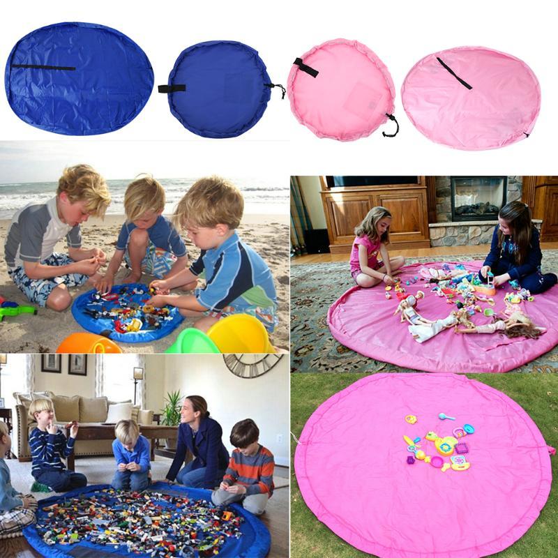 45 150cm Kids Baby Toys Organizer font b Play b font font b Mat b font