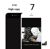 5pcs 1000 Original No Dead Pixel LCD For IPhone 7 LCD Display With Touch Screen Digitizer
