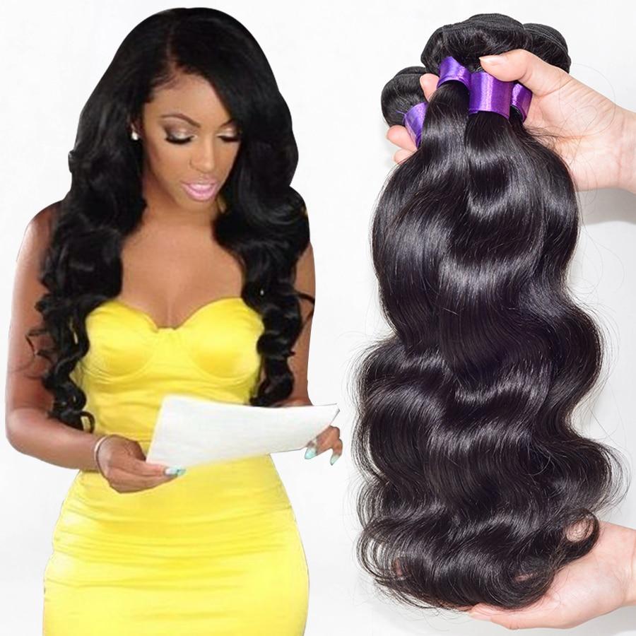 Peruvian Wavy Hairstyles 7a Peruvian Virgin Hair Body Wave 3 Bundles Peruvian Body Wave