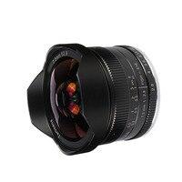 7,5 мм F2.8 рыбий глаз 180 градусов применяются ко всем одной серии для sony E крепление Micro 4/3 Canon EOS M камеры